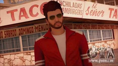 GTA 5 Online Skin 13 für GTA San Andreas dritten Screenshot