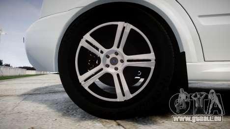 Ford Transit 2011 SuperSportVan für GTA 4 Seitenansicht