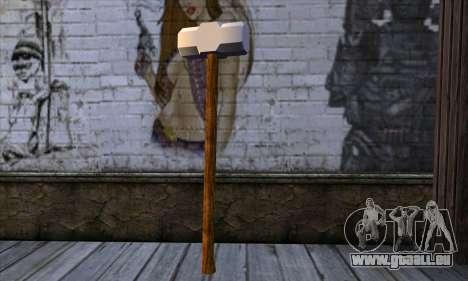Vorschlaghammer für GTA San Andreas zweiten Screenshot
