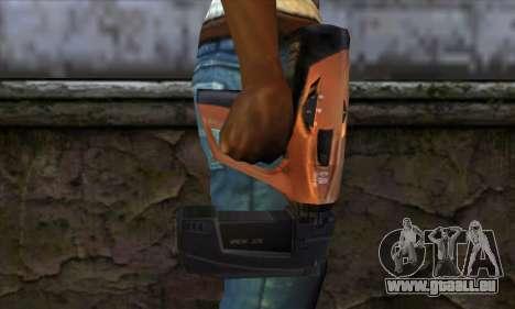 Nailgun from Manhunt für GTA San Andreas dritten Screenshot