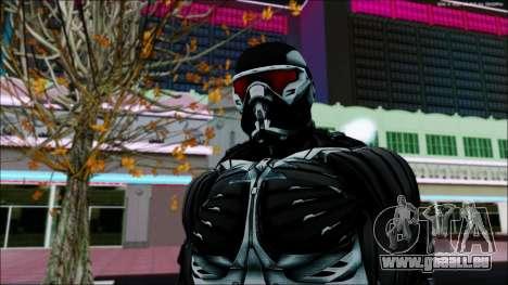 ENB Series Von HD-v2 für schwach-und Mittel-PC für GTA San Andreas zweiten Screenshot
