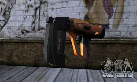 Nailgun from Manhunt pour GTA San Andreas