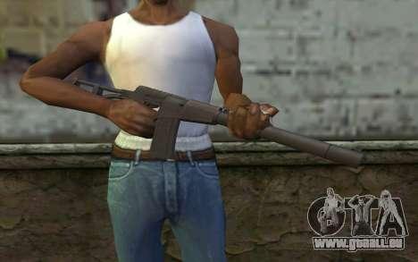 AU-VAL (Battlefield 3) für GTA San Andreas dritten Screenshot