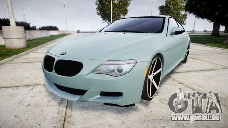 BMW M6 Vossen VVS CV3 pour GTA 4