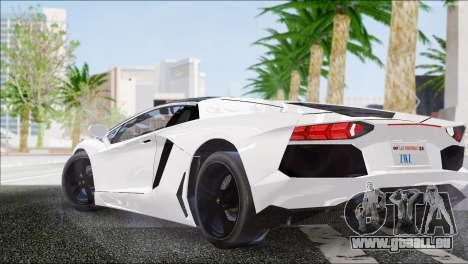 ENB Series Von HD-v2 für schwach-und Mittel-PC für GTA San Andreas her Screenshot