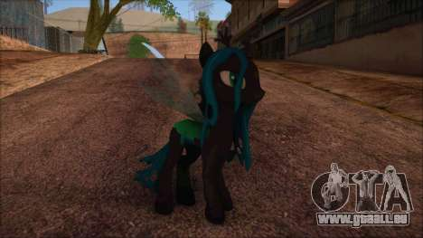 Chrysalis from My Little Pony pour GTA San Andreas