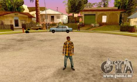 Los Santos Vagos pour GTA San Andreas troisième écran