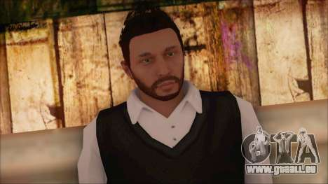 GTA 5 Online Skin 9 pour GTA San Andreas troisième écran