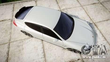 Porsche Panamera GTS 2014 pour GTA 4 est un droit