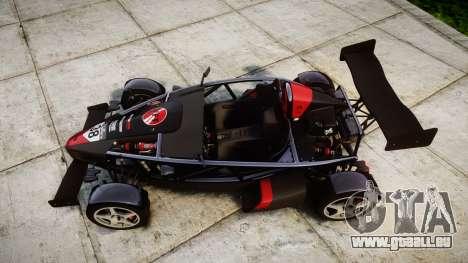Ariel Atom V8 2010 [RIV] v1.1 VFF Telefonica pour GTA 4 est un droit
