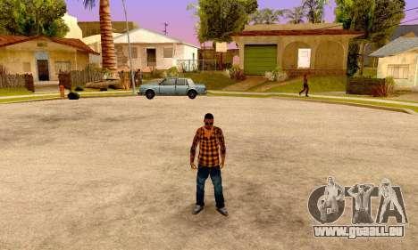 Los Santos Vagos pour GTA San Andreas cinquième écran