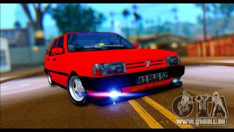 Tofas Dogan SLX Koni Clup pour GTA San Andreas