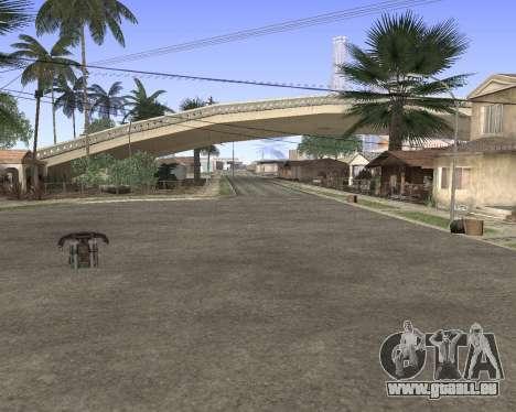 Textur Los Santos von GTA 5 für GTA San Andreas sechsten Screenshot