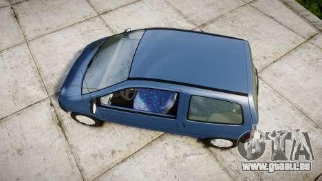 Renault Twingo I für GTA 4 rechte Ansicht