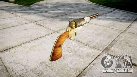 Der Bund der revolver für GTA 4 Sekunden Bildschirm