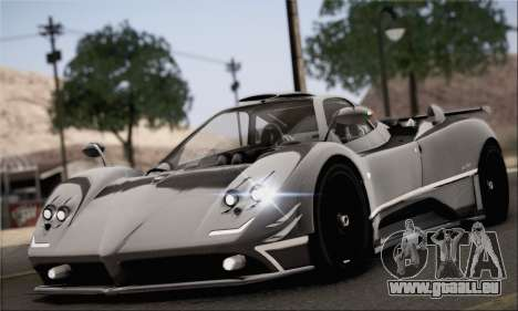 Pagani Zonda 760RS für GTA San Andreas