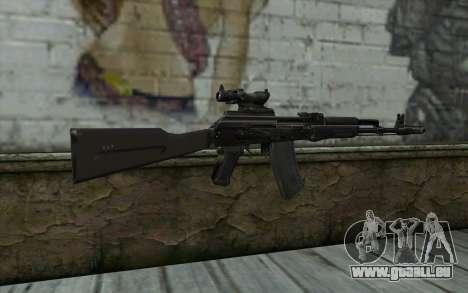 Glock-17 Silenced für GTA San Andreas zweiten Screenshot