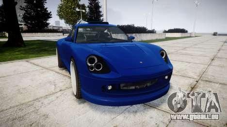 Pfister Comet Turbo v2.0 pour GTA 4