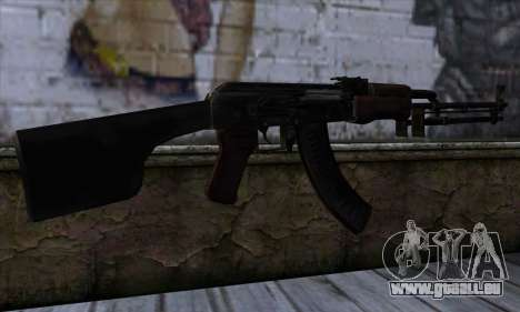 AK47 from State of Decay pour GTA San Andreas deuxième écran