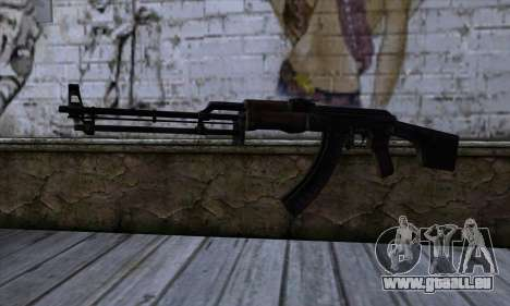 AK47 from State of Decay pour GTA San Andreas