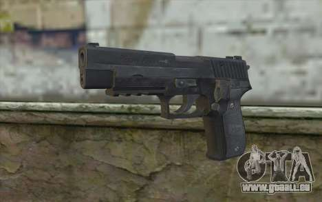 P226 from COD: Ghosts für GTA San Andreas