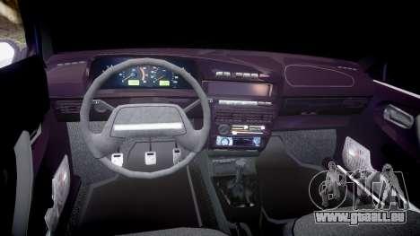 AIDE-Lada 2109 1500i pour GTA 4 Vue arrière