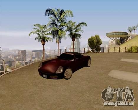 Stinger pour GTA San Andreas