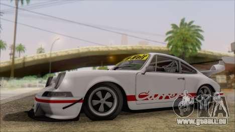 Porsche 911 Carrera 1973 Tunable KIT C für GTA San Andreas