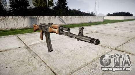 Die AKM für GTA 4