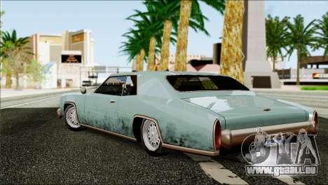 ENB Series Von HD-v2 für schwach-und Mittel-PC für GTA San Andreas sechsten Screenshot