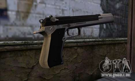 Grammaton Cleric Beretta v3 für GTA San Andreas zweiten Screenshot