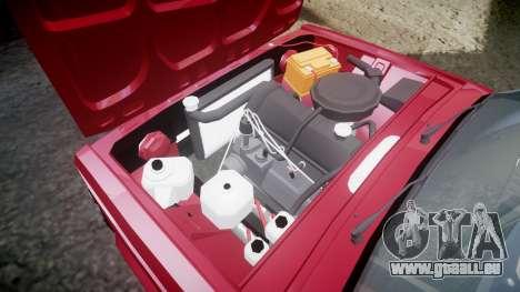 VAZ-2104 für GTA 4 Innenansicht