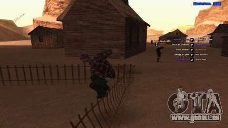 ped.ifp par Pavel_Grand pour GTA San Andreas troisième écran
