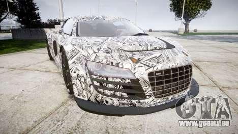Audi R8 LMS Sharpie für GTA 4