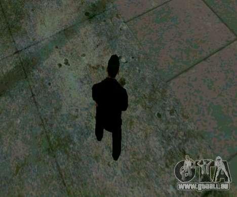 Ped Awesone New Version pour GTA San Andreas troisième écran