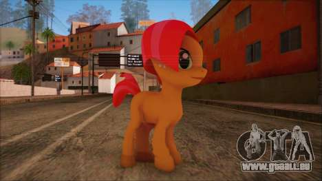 Babs Seed from My Little Pony pour GTA San Andreas