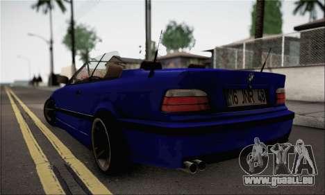 BMW M3 E36 für GTA San Andreas linke Ansicht