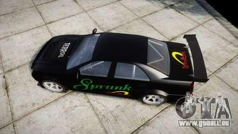 Albany Presidente Racer [retexture] Sprunk für GTA 4 rechte Ansicht