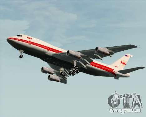 Boeing 747-100 Trans World Airlines (TWA) für GTA San Andreas