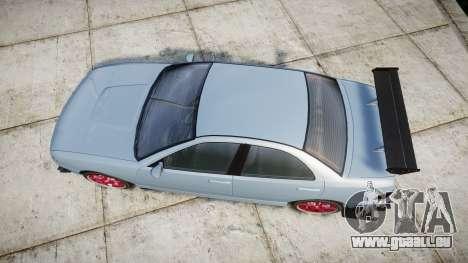 Dinka Chavos GT9 für GTA 4 rechte Ansicht