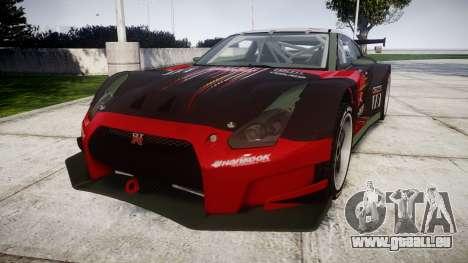 Nissan GT-R Super GT [RIV] pour GTA 4