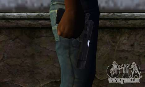 CZ75 v2 pour GTA San Andreas troisième écran