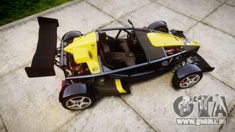 Ariel Atom V8 2010 [RIV] v1.1 Hauminator pour GTA 4 est un droit