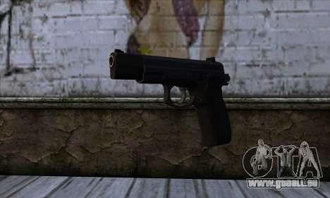 CZ75 v2 pour GTA San Andreas