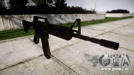 Der Karabiner M4 CQB für GTA 4