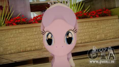 Diamond Tiara from My Little Pony für GTA San Andreas dritten Screenshot