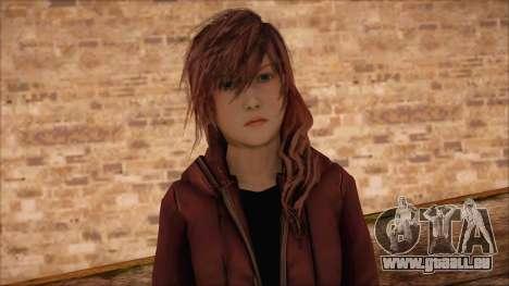 Modern Woman Skin 17 pour GTA San Andreas troisième écran