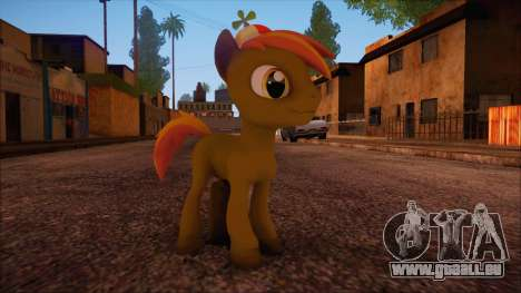 Button Mash from My Little Pony für GTA San Andreas