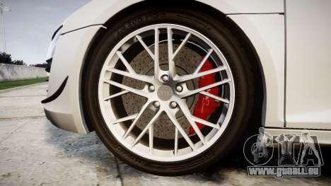 Audi R8 LMX 2015 [EPM] v1.3 für GTA 4 Rückansicht