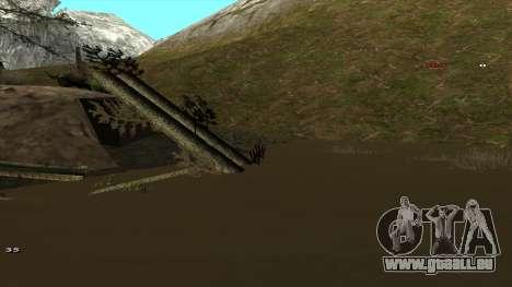 Трасса Offroad v1.1 par Rappar313 pour GTA San Andreas onzième écran